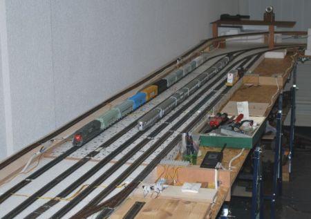 Ho Scale Layout By A Von Orelli Und M Senn Switzerland