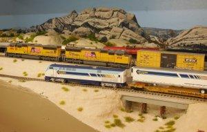 Dioramas - American Model Railroads