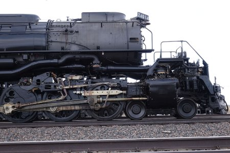 Union Pacific Big Boy 4014 back in service in 2019