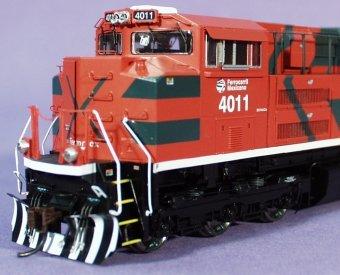 Ho Scale Ath Genesis Sd70ace Ferromex