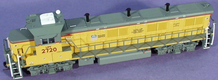 Ho Scale Atlas Trainman Nre Genset Up