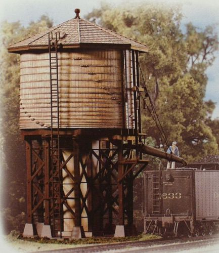 Walters/Cornerstone Wood Water Tower Built-up