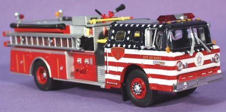 Ath O Fire Truck