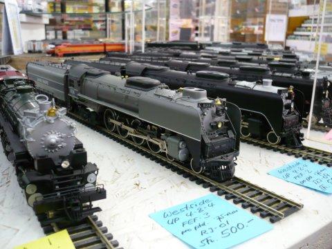 Trainmaster RR-Shop Photos