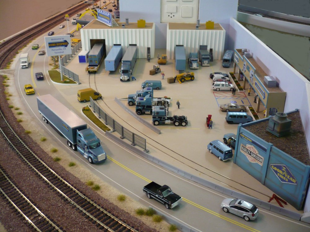 Links Trainmaster By Werner Meer Us Railroad Shop