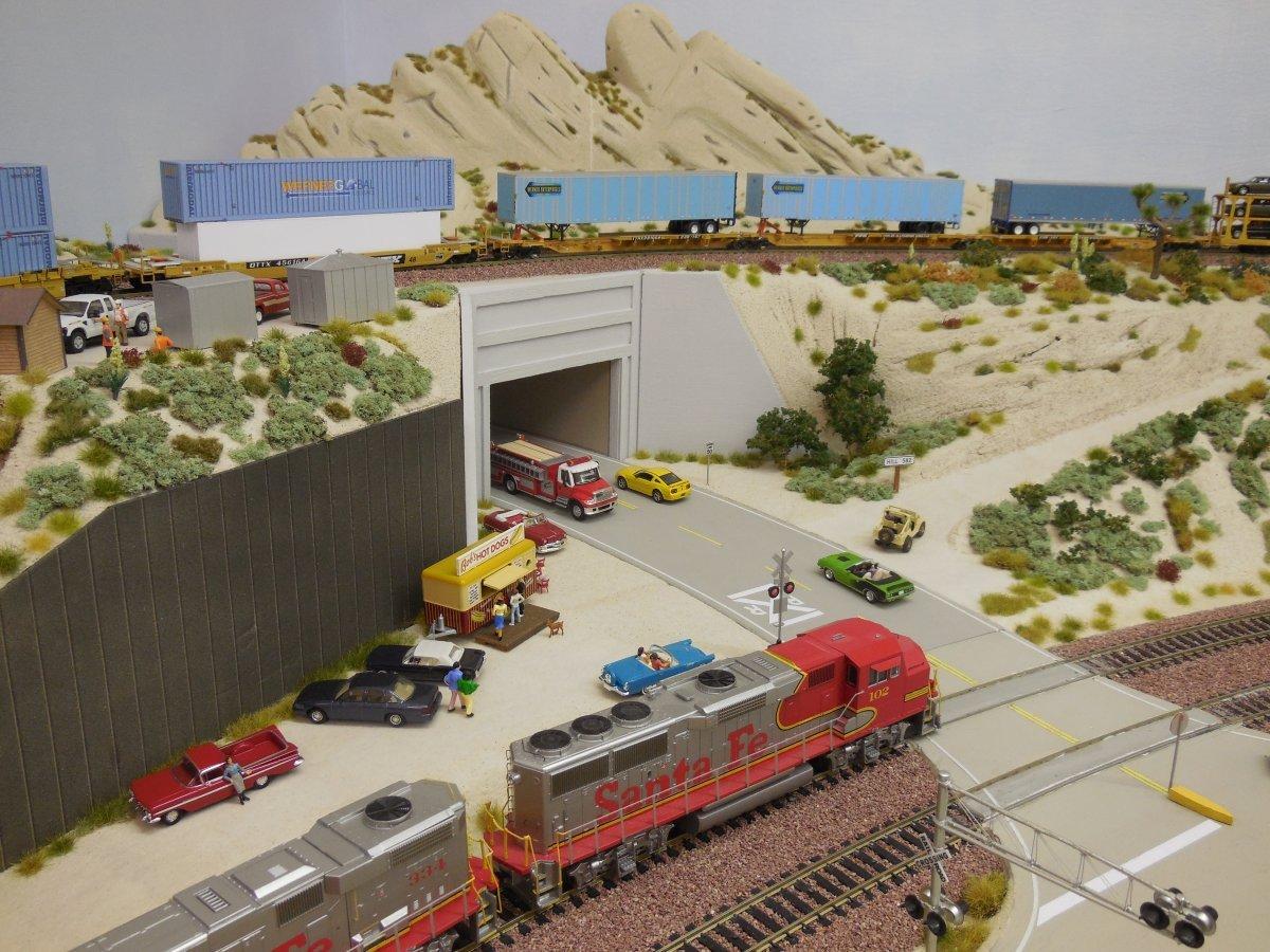 American Model Railroad Layouts