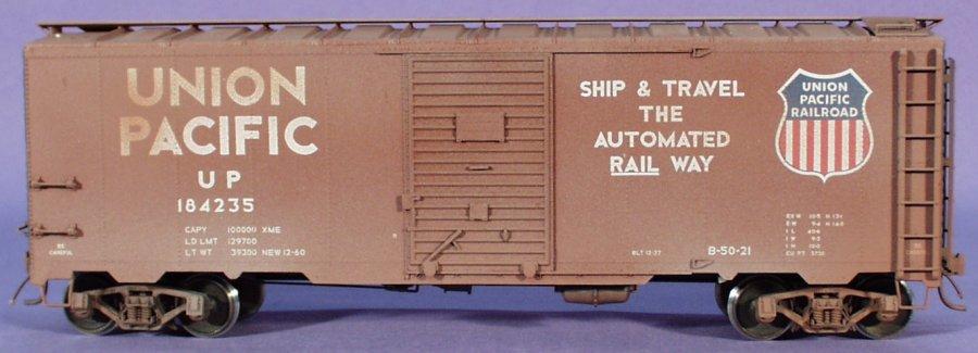 Weaver Models  Bay Hopper Car Parts