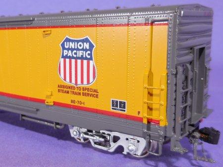 HO Scale: OMI # 3344 1, UP, Steam Train Service Car, P-451
