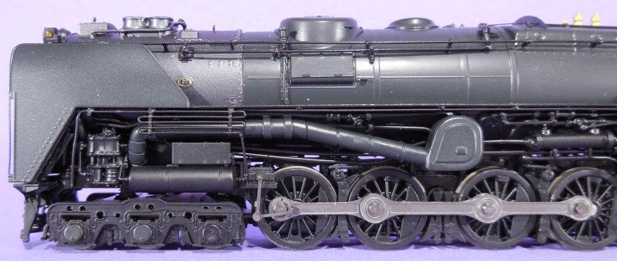 HO Scale: ATHG/BLI, Steam & Diesel & Pass, PBI-01
