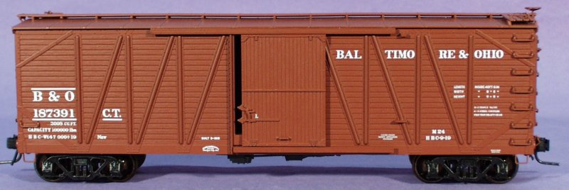 O Scale: Atlas, Weaver, Freight Cars, AD-4