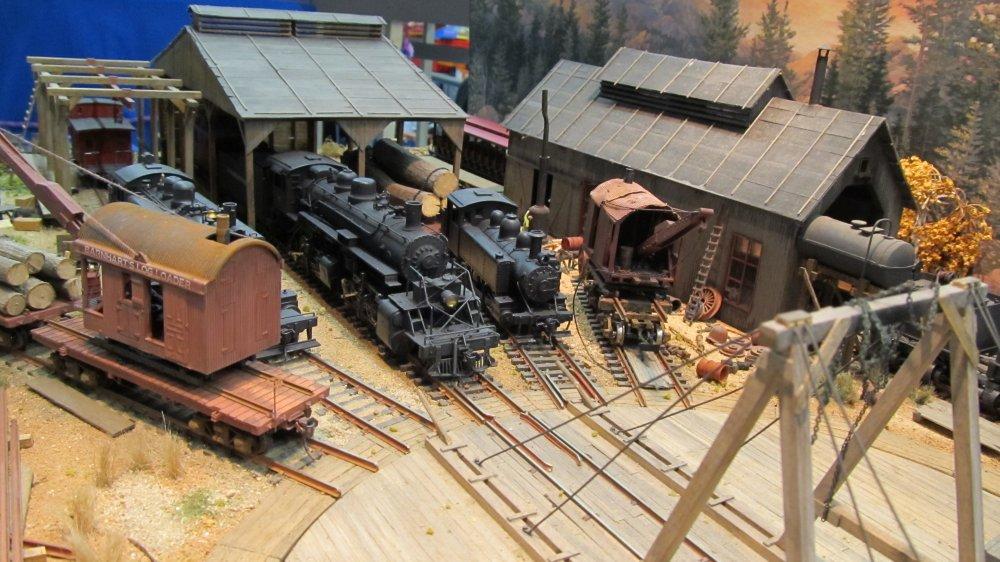 Ho scale model railroad layouts | Layout Builder